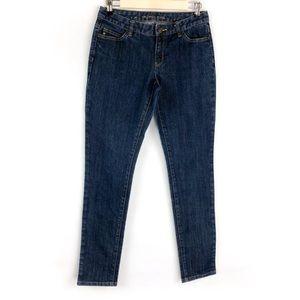 Michael Kors   4   Dark Wash Skinny Jeans